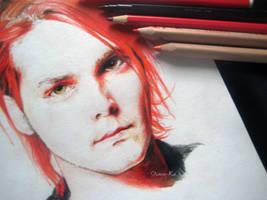 Gerard Way [danger days] by Shima-Ko
