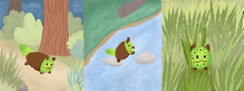 [TES] Kiwi on Adventure