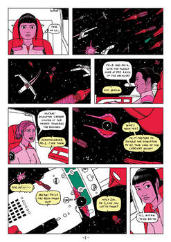 Space Girl Ch1 Pg5