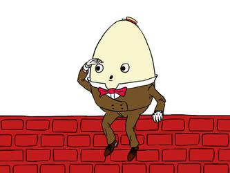 Humpty Dumpty 4 by Renegade-Hamster