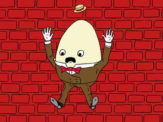 Humpty Dumpty 6 by Renegade-Hamster
