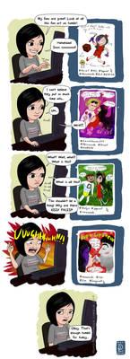 Yogscast Kim goes on Tumblr