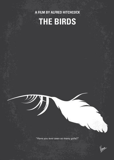 No110 my birds minimal movie poster by chungkong on deviantart for Minimal art book