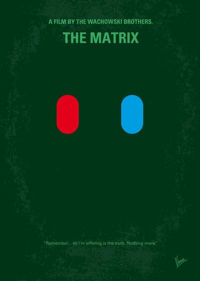No117 My MATRIX minimal movie poster by Chungkong on ...
