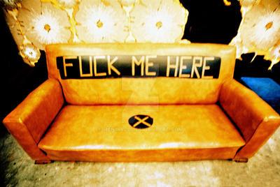 Fuck ME Here by meninazul