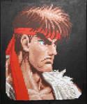 Ryu SSF2 Style