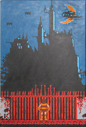 Castlevania Intro by Squarepainter