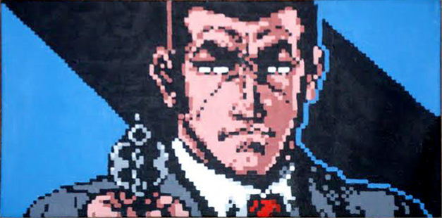 Golgo 13 Will Shoot You In The Face