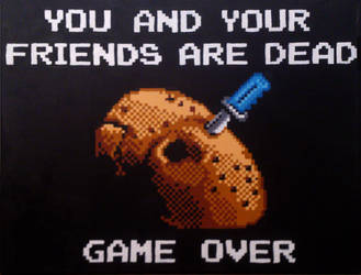 You And Your Friends Are DEAD by Squarepainter