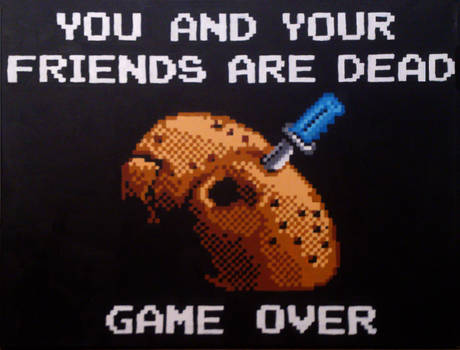 You And Your Friends Are DEAD