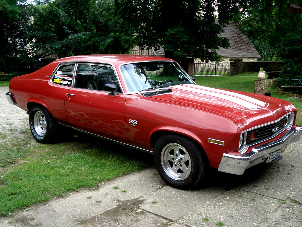 All Chevy 1973 chevy nova : 1973 Chevy Nova 454 III by chevynovagirl on DeviantArt