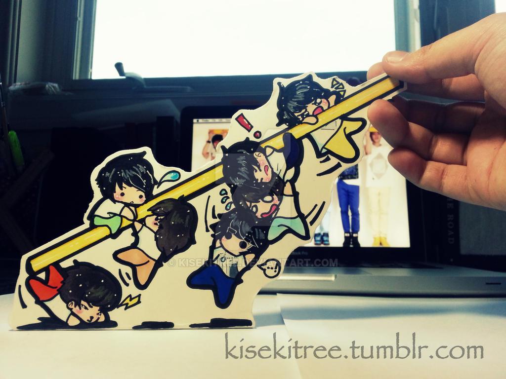 nothings over infinite paper dolls by kisekitree