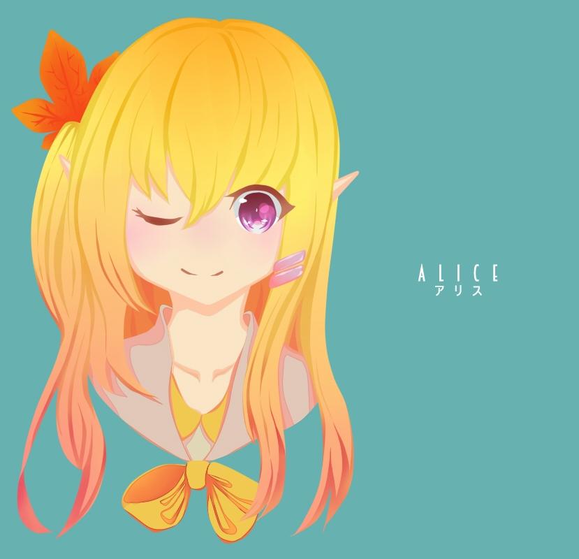 Alice by 27Sasayayaki-kun