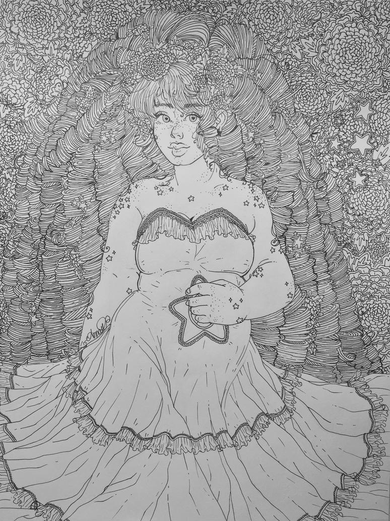Rose Quartz by Palindromee