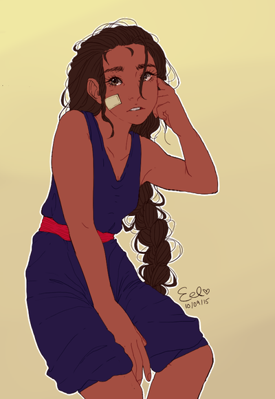 connie magoo by Palindromee