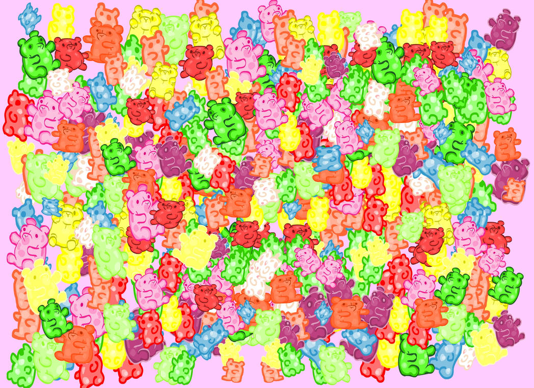 Gummi by Pancakeenthusiast