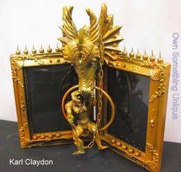 Dragons Rest by KARLCLAYDON