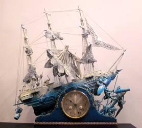Pirate Pete by KARLCLAYDON