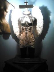 Dark Angel by KARLCLAYDON