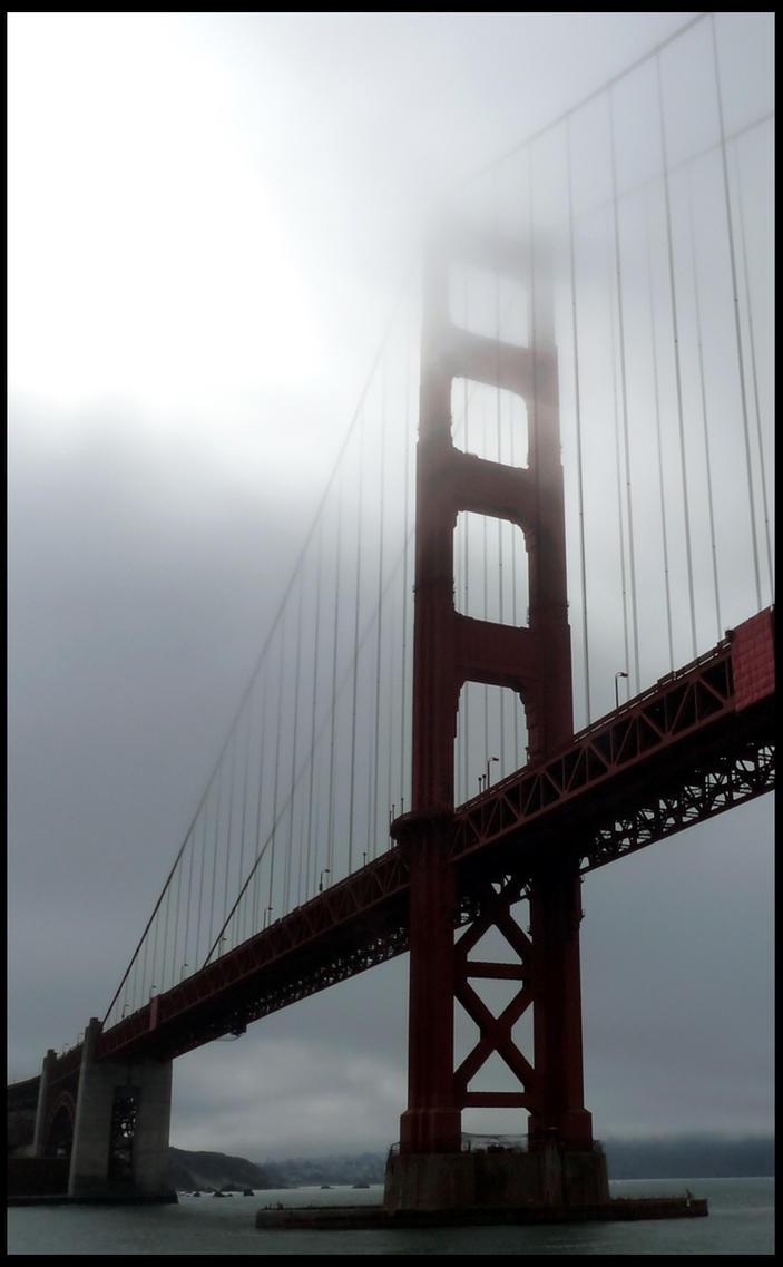 Golden Gate Bridge by bensinn