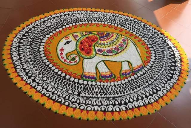Diwali-kolam-designs-and-patterns by hennamk
