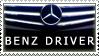 Benz Driver Stamp by Dark-Slytherin