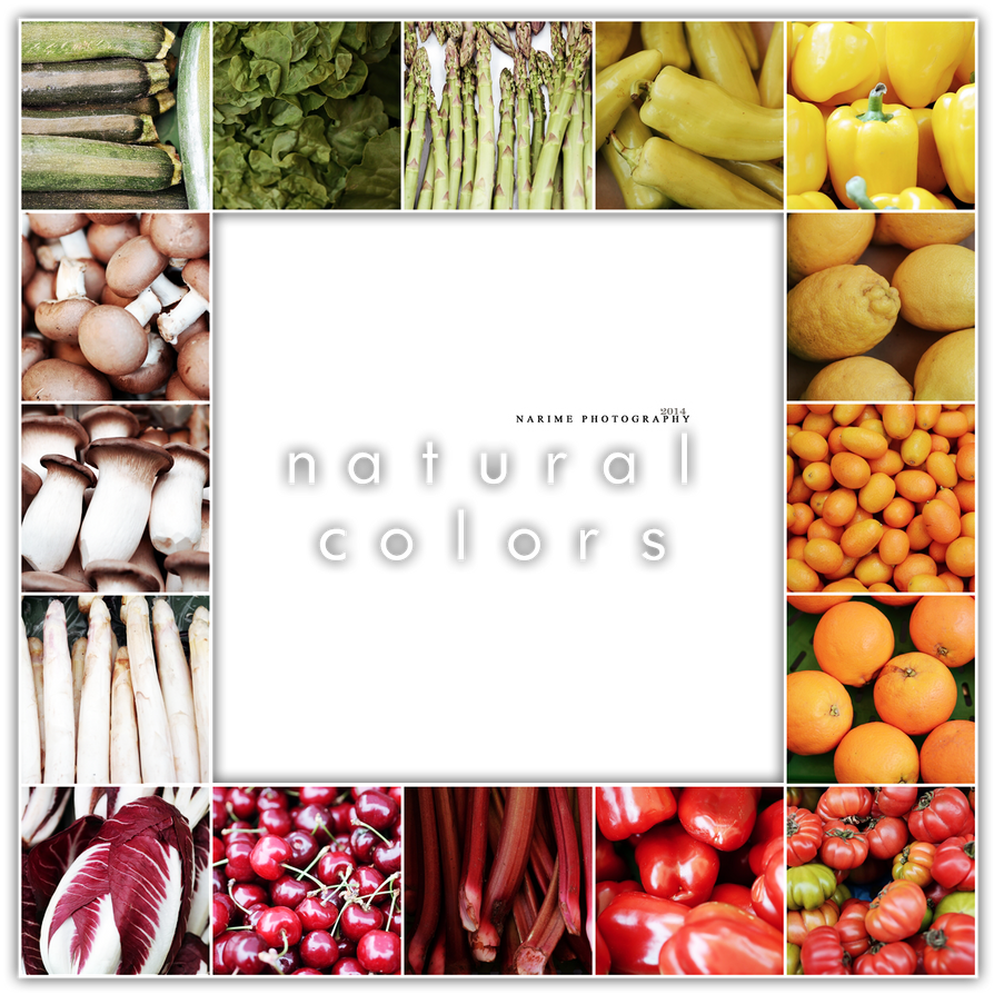 natural colors by nari-me