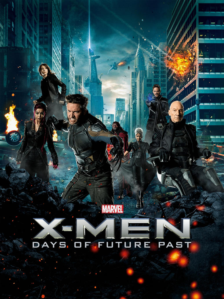 X-Men: Days of Future Past - Avengers style poster by ...