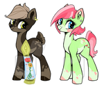 CLOSED ADOPTS - Beauty and the Berry