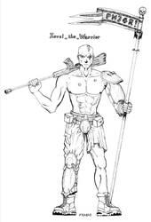 Xevel_the_warrior