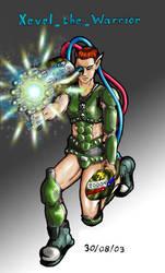 Xevel_the_warrior v2 -color-