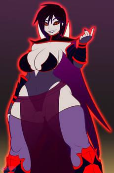 Gretchen: The Fenix Queen [OC]