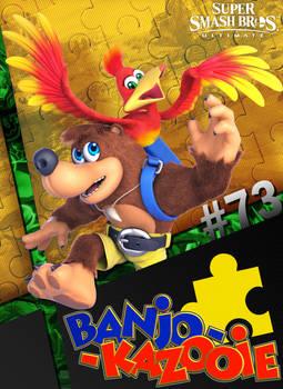 Banjo-Kazooie Smash Ultimate Wallpaper [Cellphone]