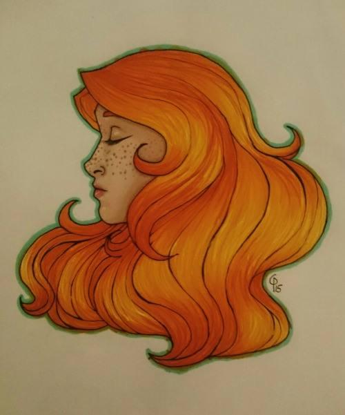 Clarissa Fairchild by Silver-Monster