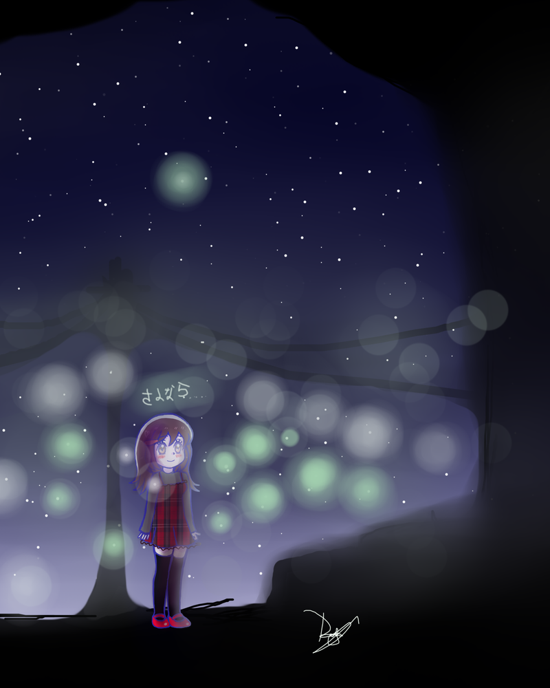 [Bye-bye] by Kamoraki