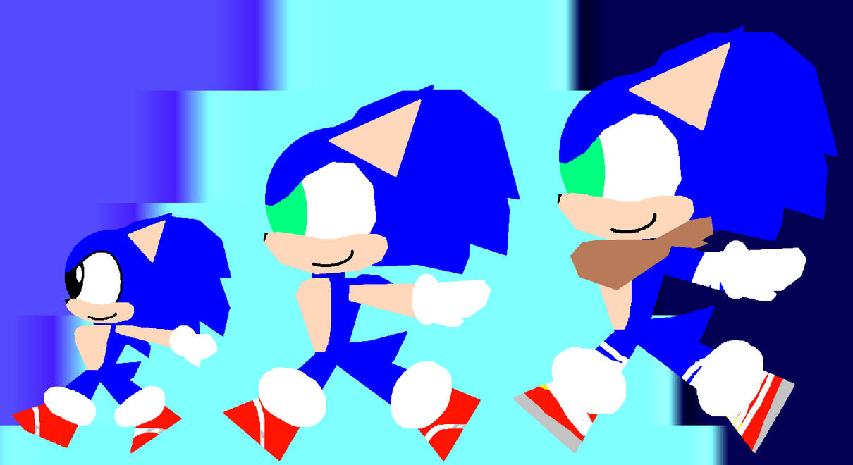 Happy Birthday Sonic The Hedgehog By Catgirlsmaria On Deviantart