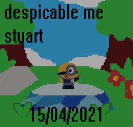 Despicable Me Stuart