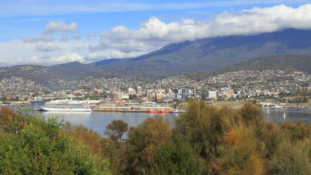 Hobart, Tasmania, Australia by hdfilmnoir