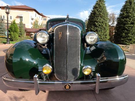 The 1959 Cadillac Broadmoor Skyview Limo-Wagon