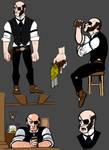Character study: Sven Vordhelt