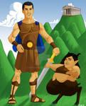 Hercules for Rebecca