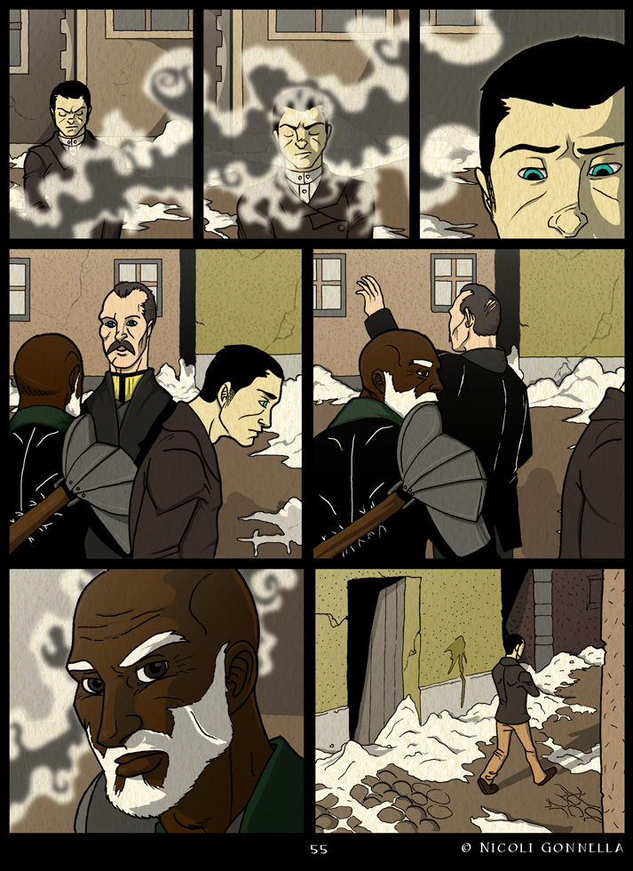 Keys - Chapter 2, Page 55 by Timetower