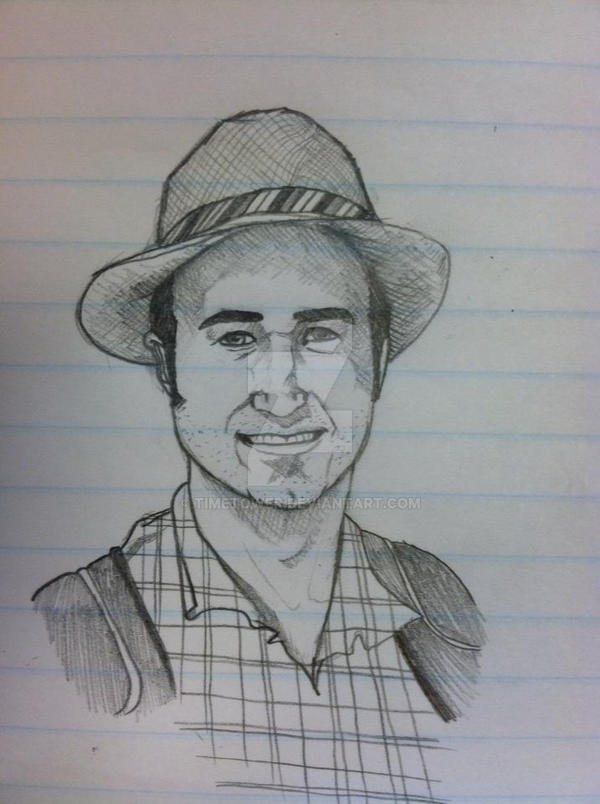 Brent - Sketch by Timetower