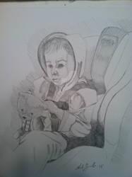 Maddie Sketch