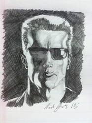 Terminator Sketch