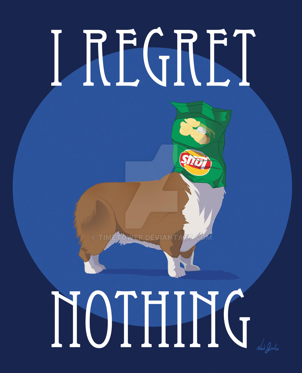 I Regret Nothing by Timetower
