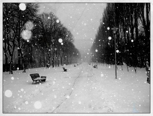 snow by papierowa-dziewczyna
