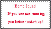 Bomb Squad Stamp by DoctorEvil06