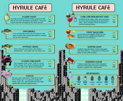 Hyrule Cafe by DoctorEvil06