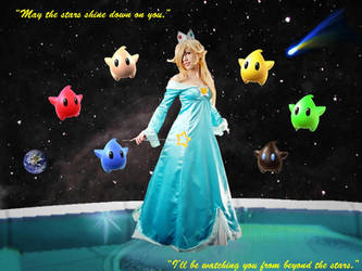 Rosalina, Maiden of the Cosmos by DoctorEvil06